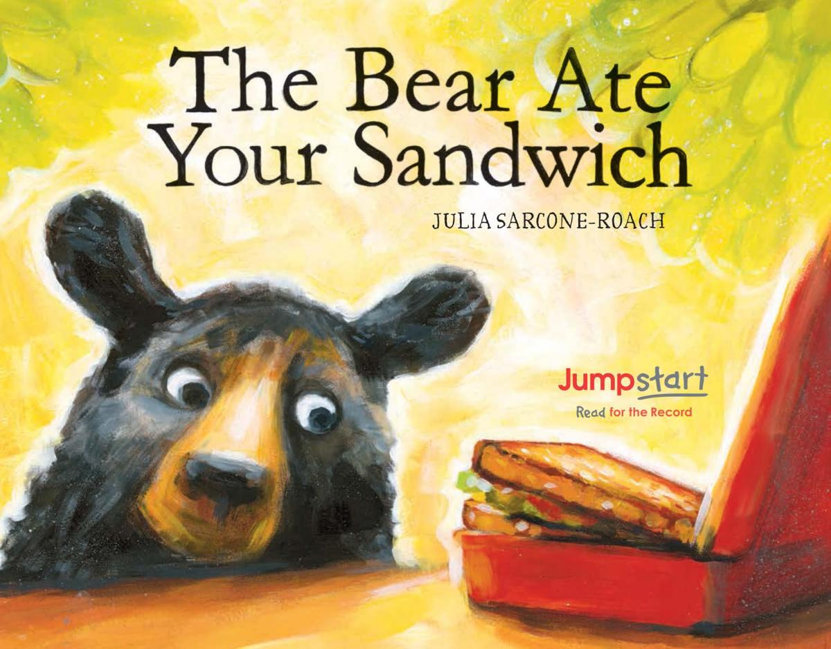JRFTR 2016 The Bear Ate Your Sandwich Cover